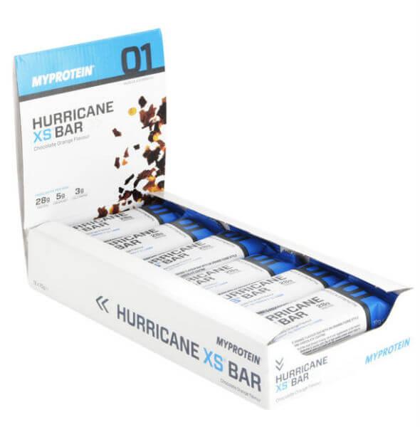 Hurricane XS - Der Beste Proteinriegel für Männer