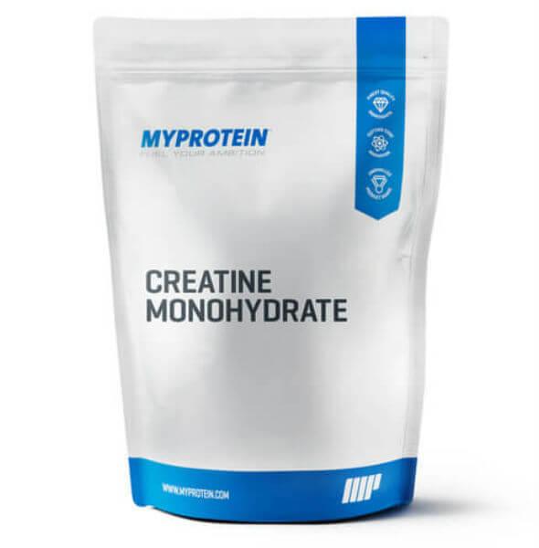 Creatin Monohydrate für den Muskelaufbau