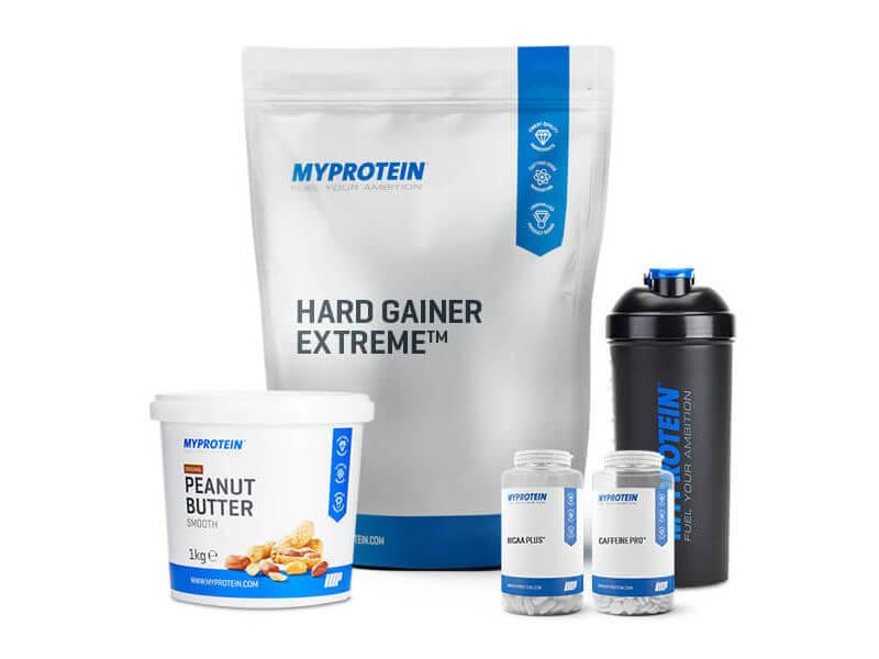 Myprotein Masse Paket