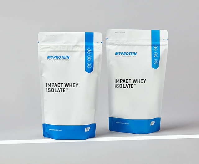 IMPACT WHEY ISOLATE <br>