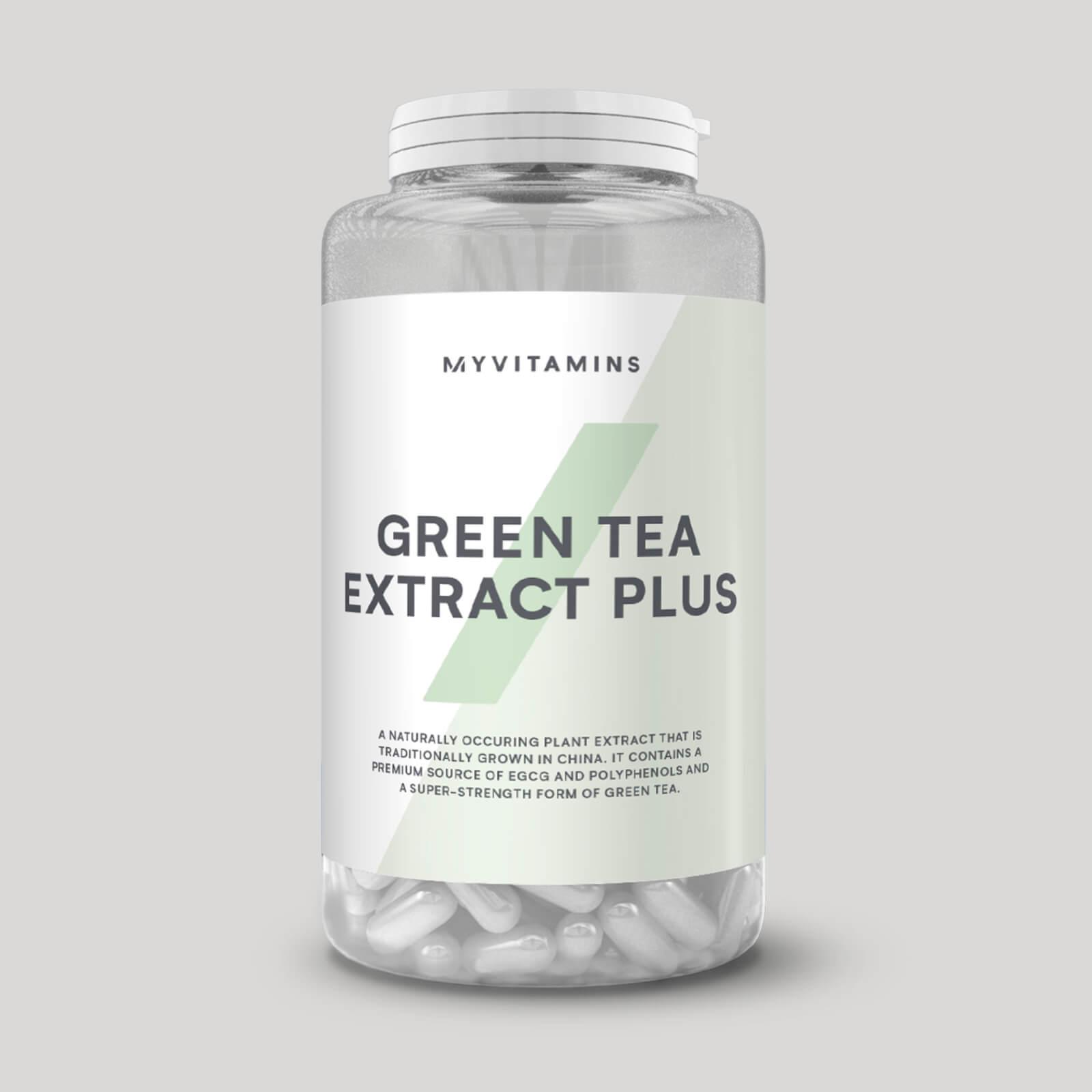 MEGA GREEN TEA EXTRAKT