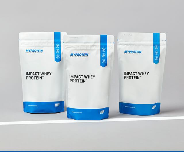 Free 1kg <br> Impact Whey Protein