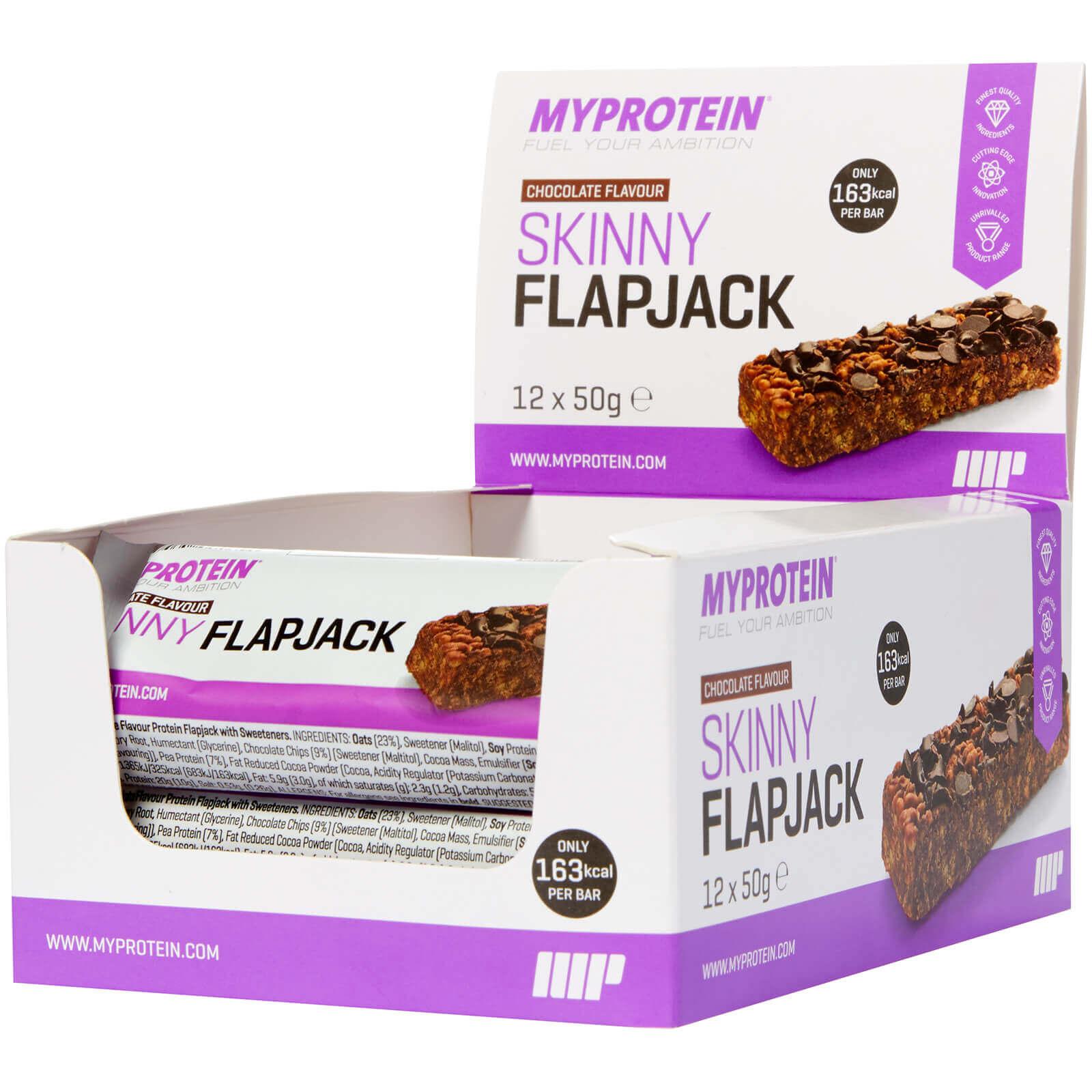 Skinny Flapjacks
