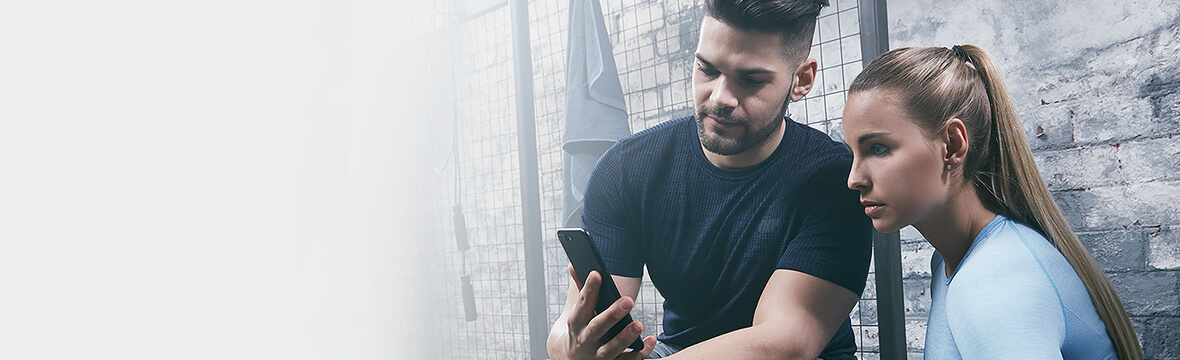 INTRODUCING THE FREE MYPROTEIN FITNESS APP*