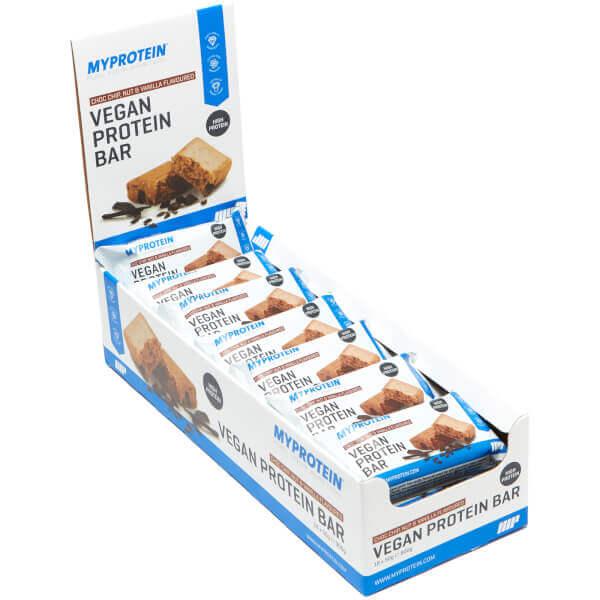 Vegan Protein Bar - best vegan protein bar