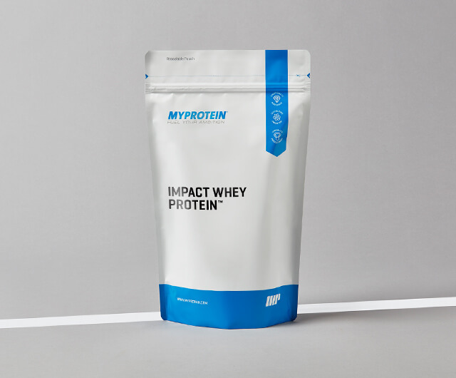 FREE 1KG Impact Whey Protein & FREE Delivery