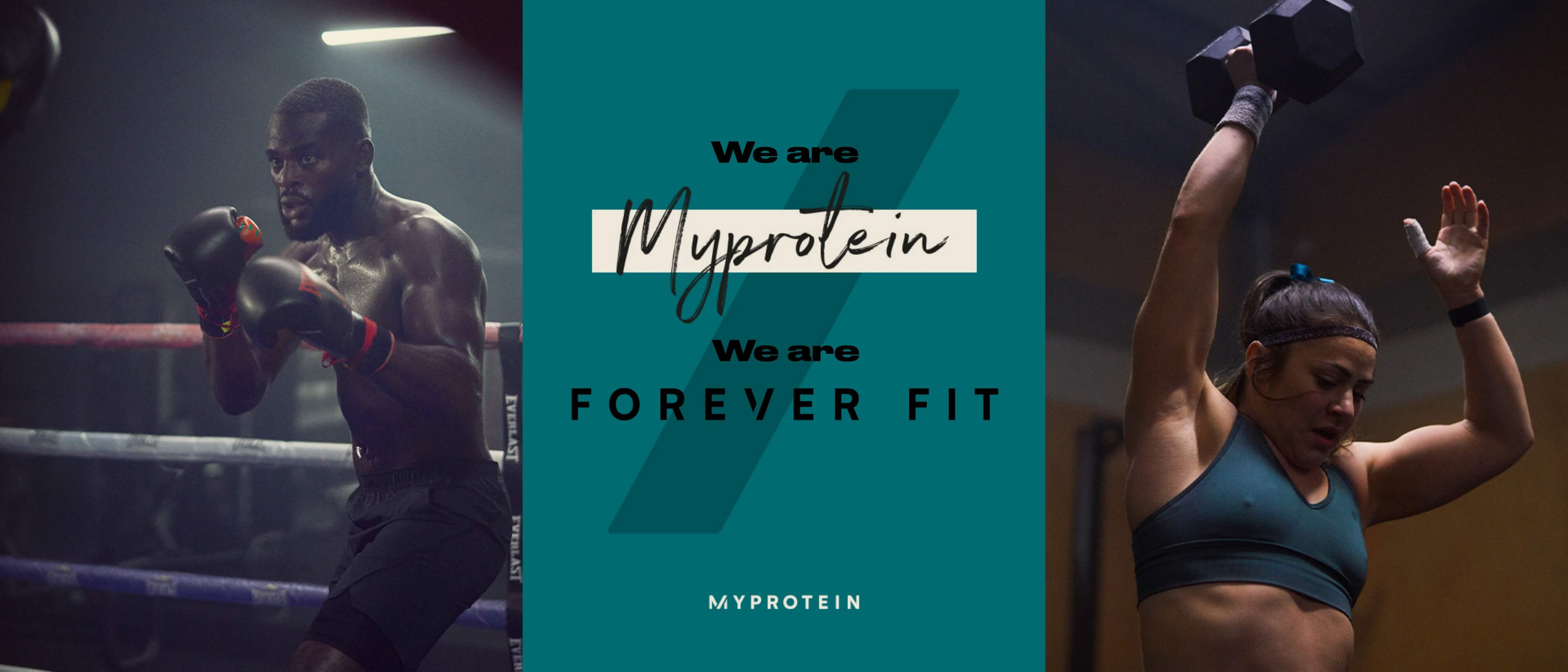 Forever Fit Athletes | MYPROTEIN™