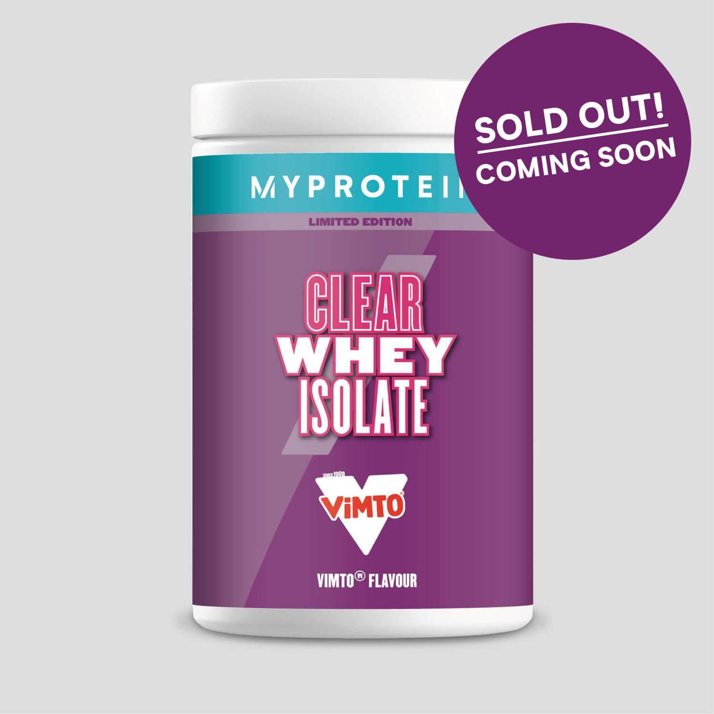 Myprotein Vimto Protein