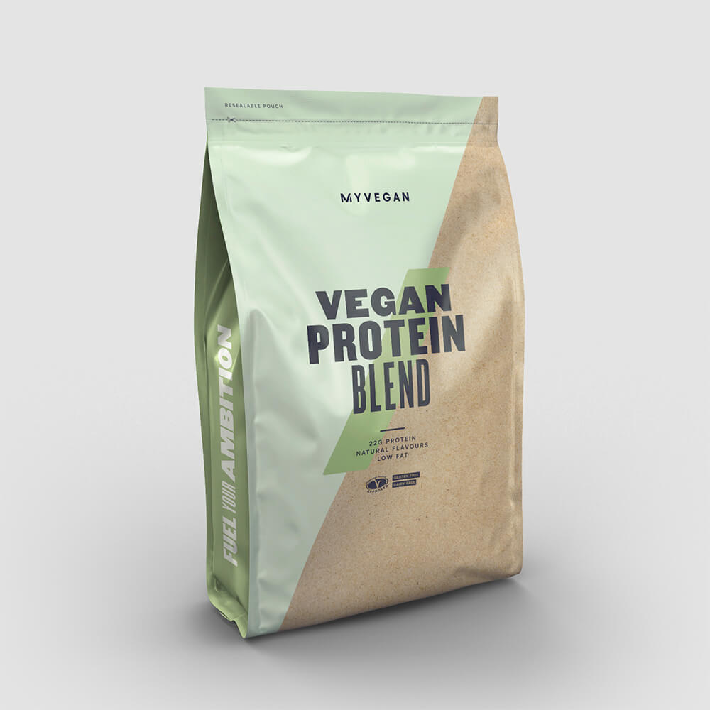 Mejor proteína en polvo vegana