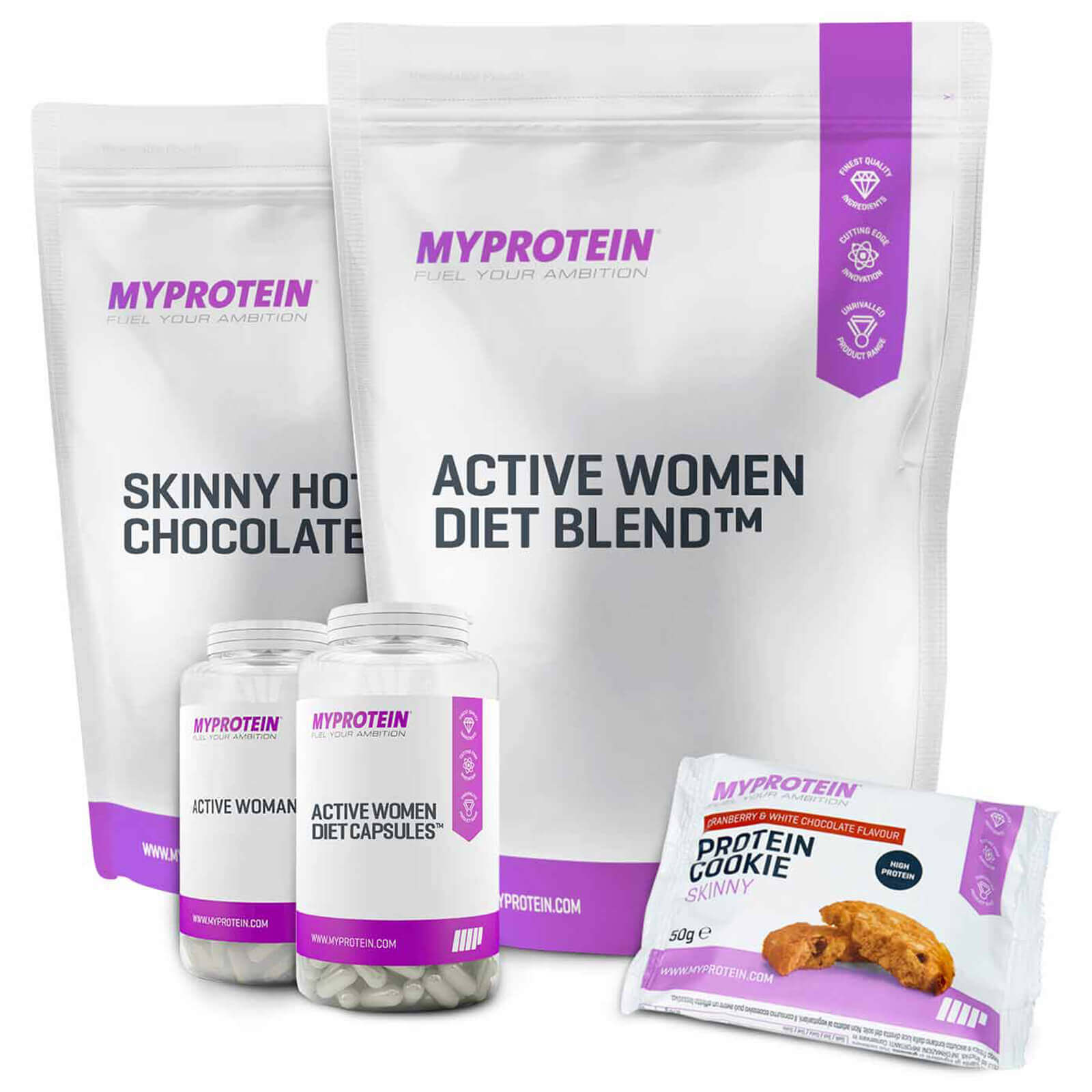 Active Women Weight-loss Bundle