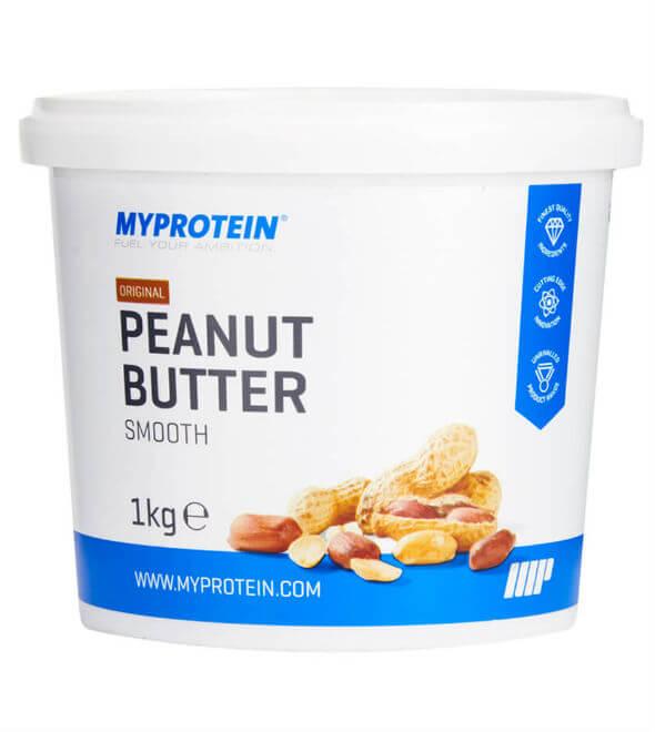 mantequilla de cacahuete Myprotein