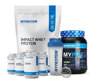 Pack para ganar masa muscular