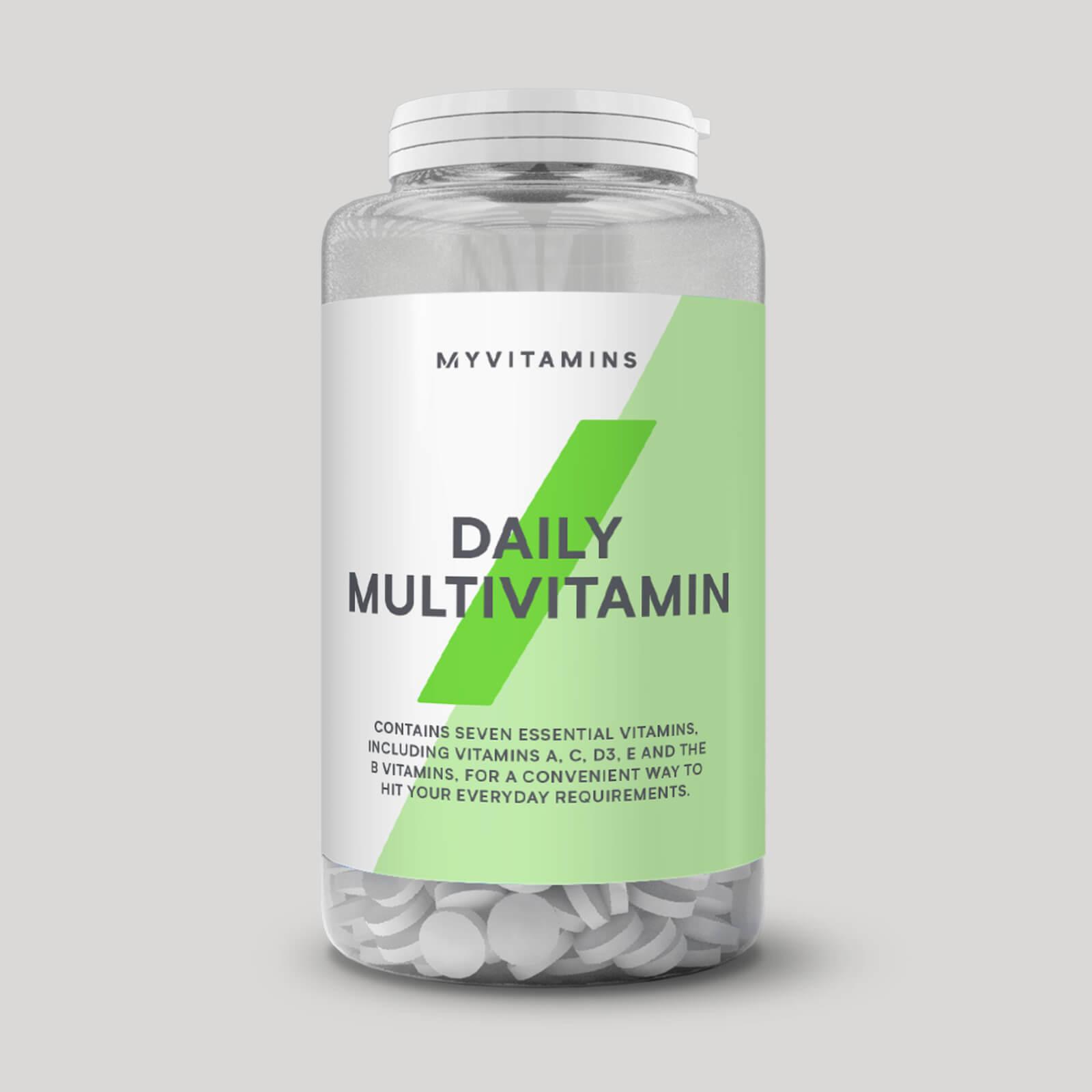 Daily Multivitamins