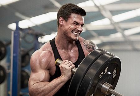 Gana Peso y Músculo