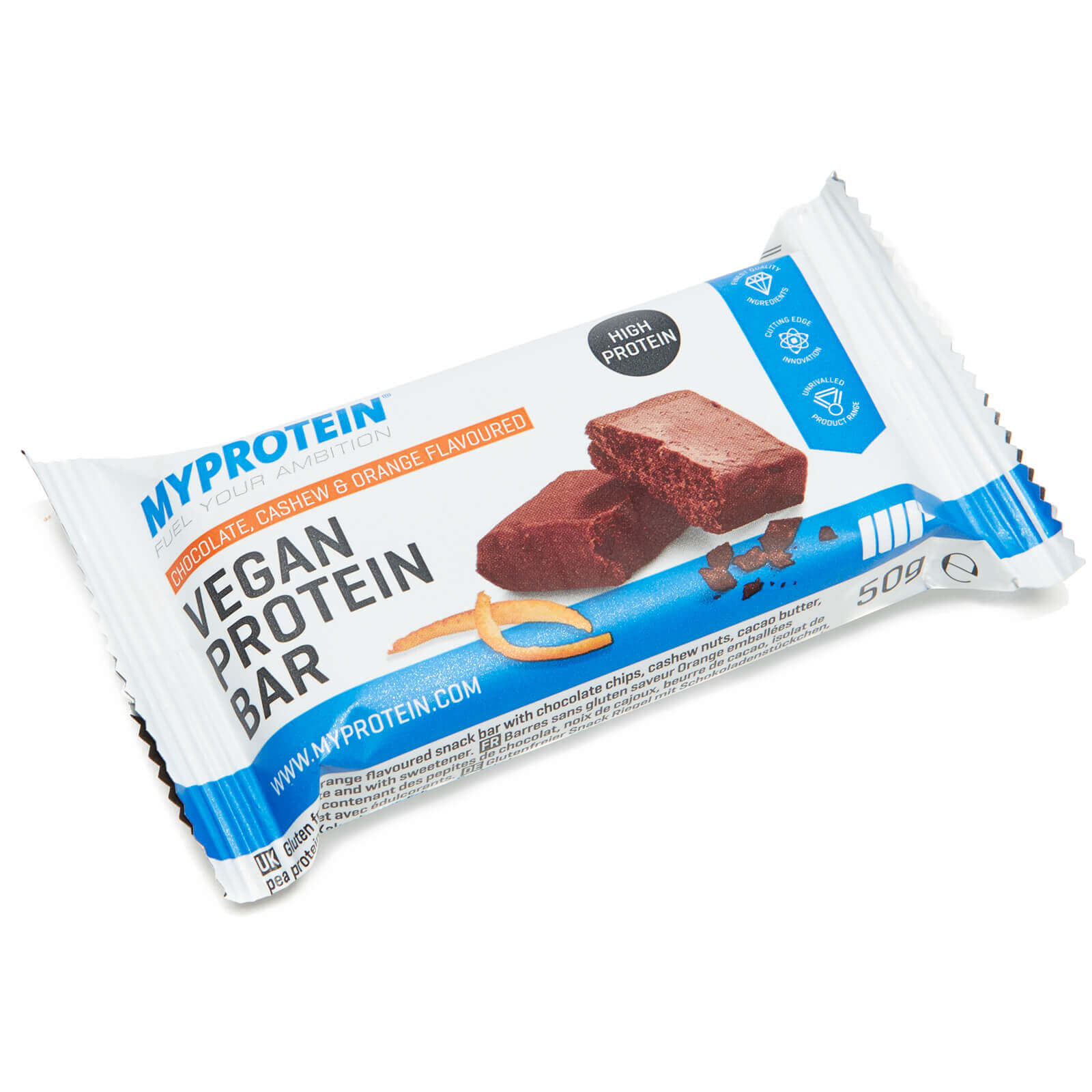 Vegan Protein Bar