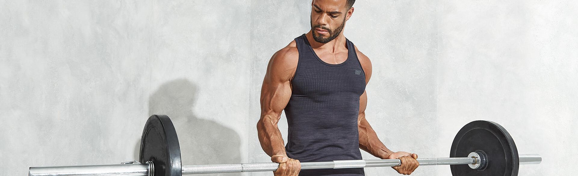 Rakenna lihasta & voimaa
