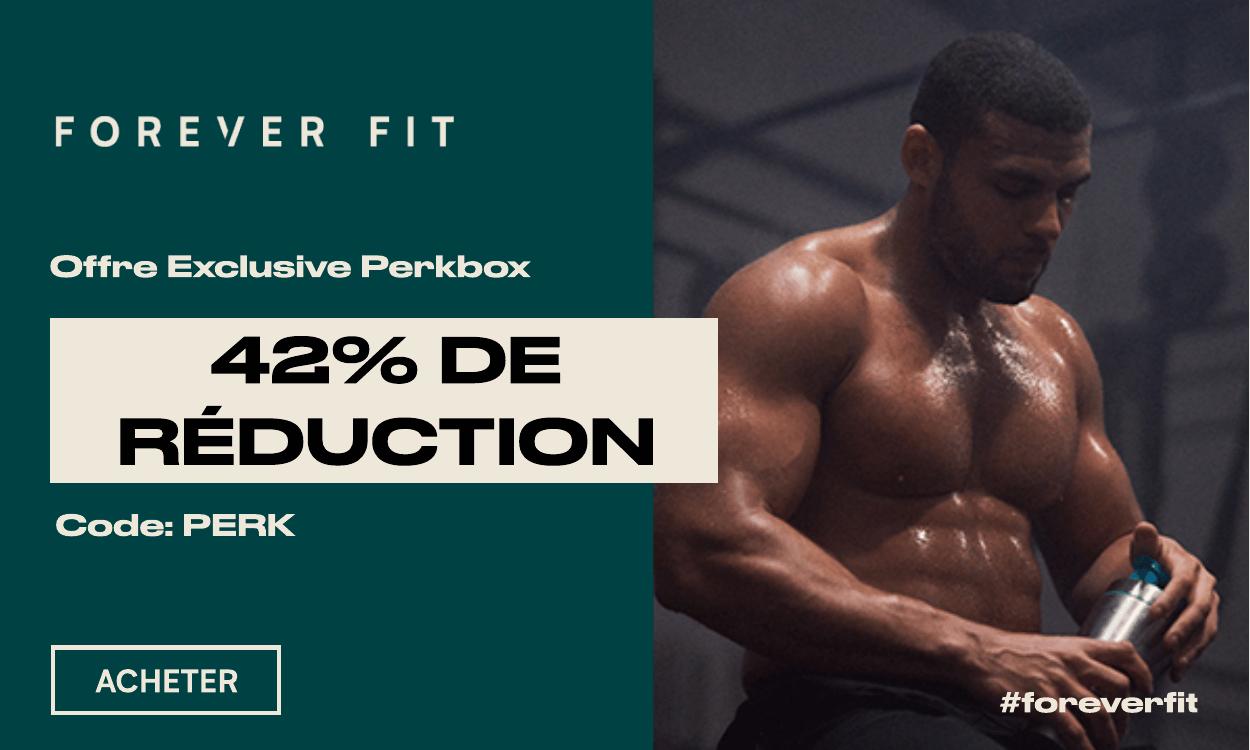 42% avec le code: PERK