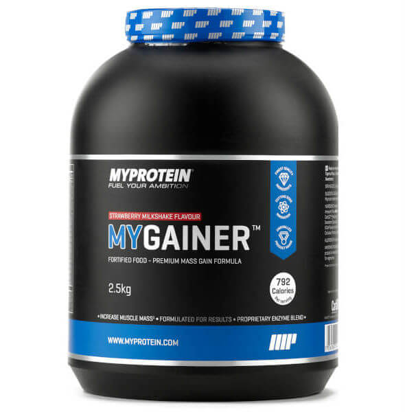mygainer premium weight gainer