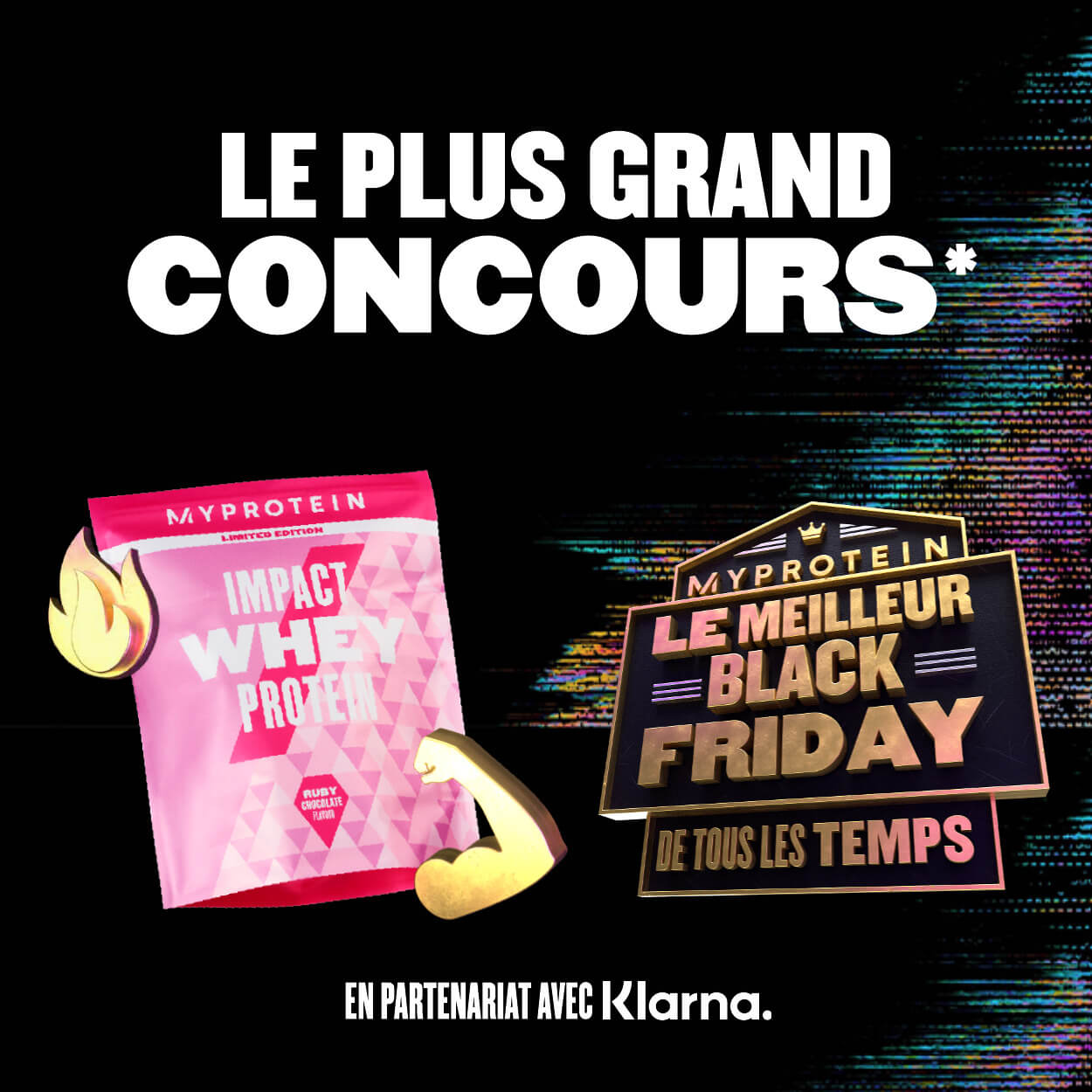 CONCOURS Black Friday