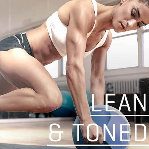 PROTEIN FOR TONED MUSCLE