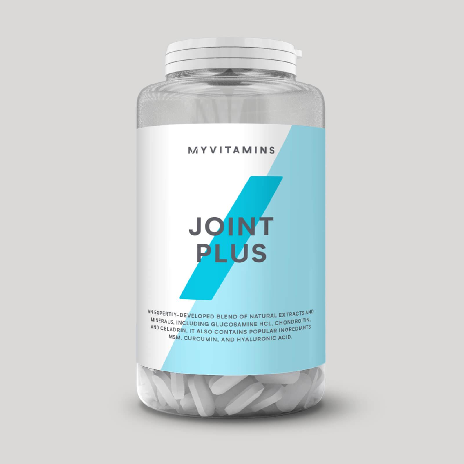 Meilleures vitamines pour les joints
