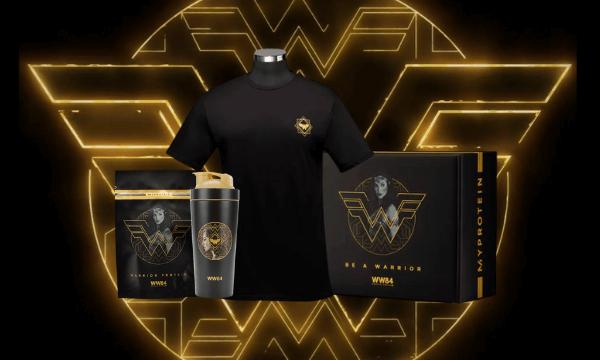 Wonder Woman 1984 Bundle