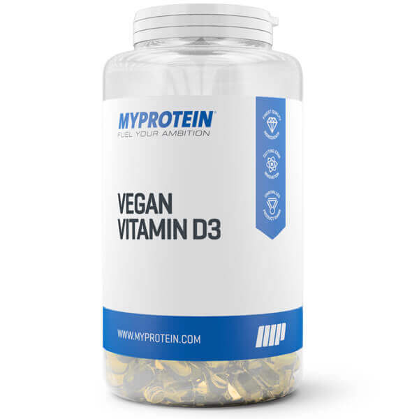 Vegan Vitamin D3