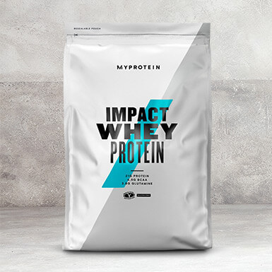 FREE 1kg Impact Whey Protein (RRP)