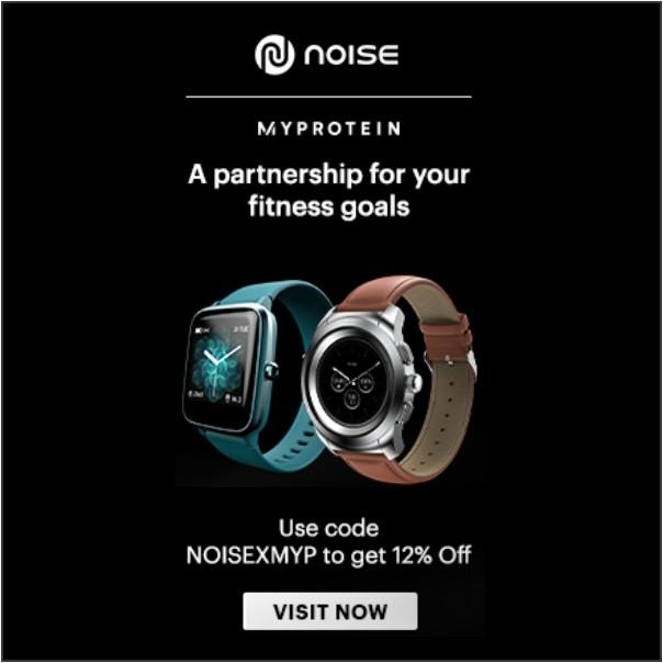 Go Noise x Myprotein