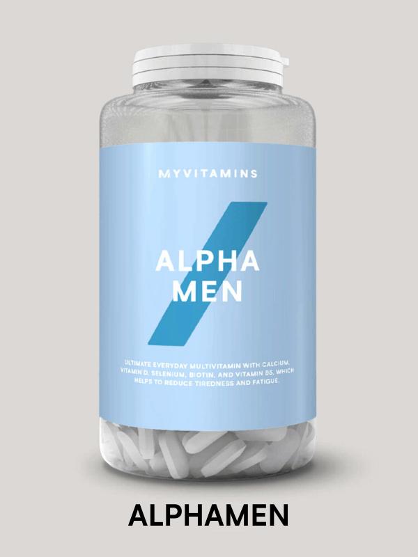 Alphamen
