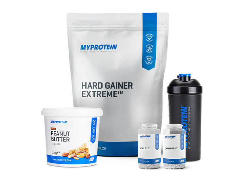 myprotein mass and size bundle