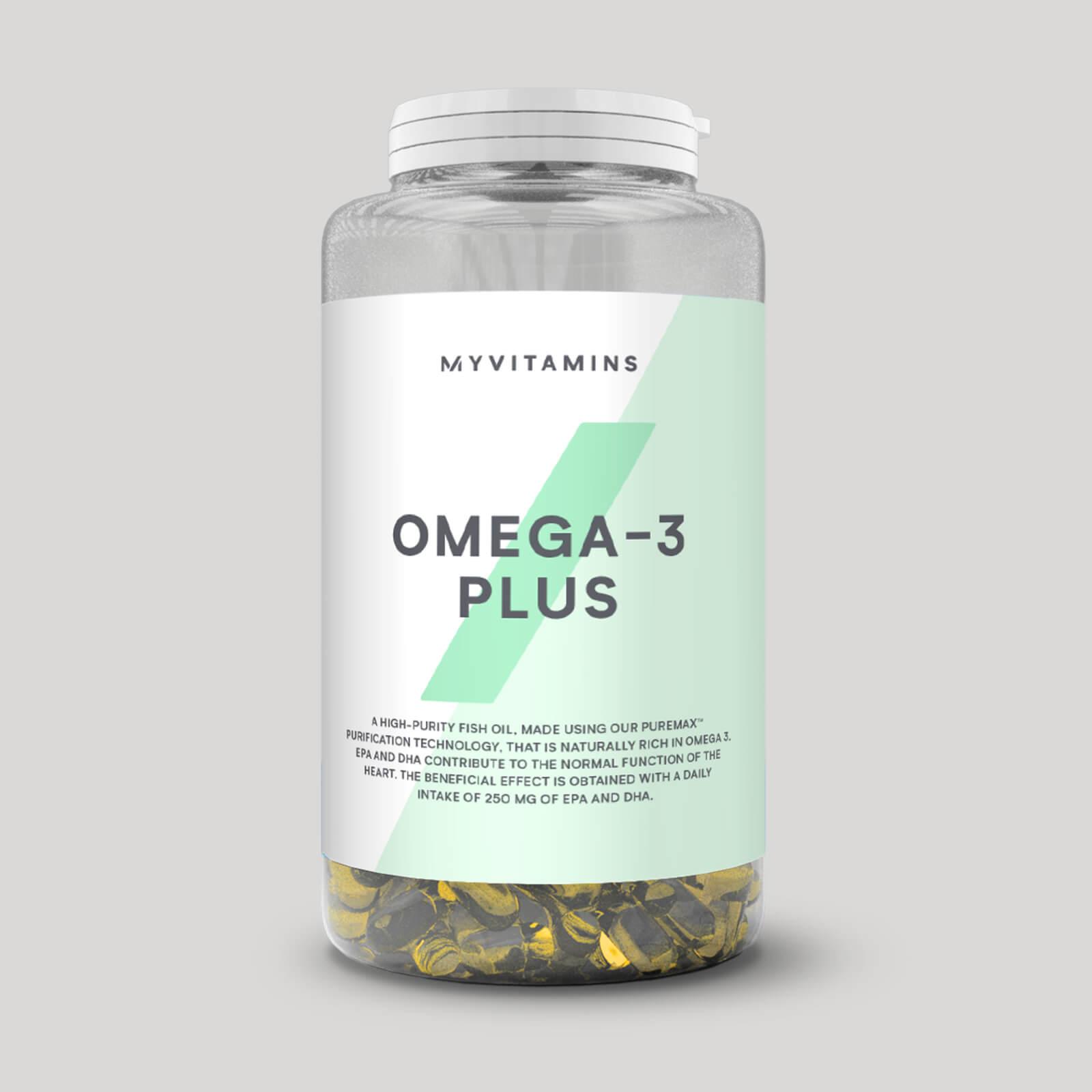Il migliore integratore di Omega-3