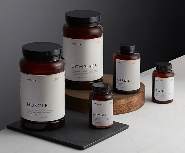 Vitality Collection