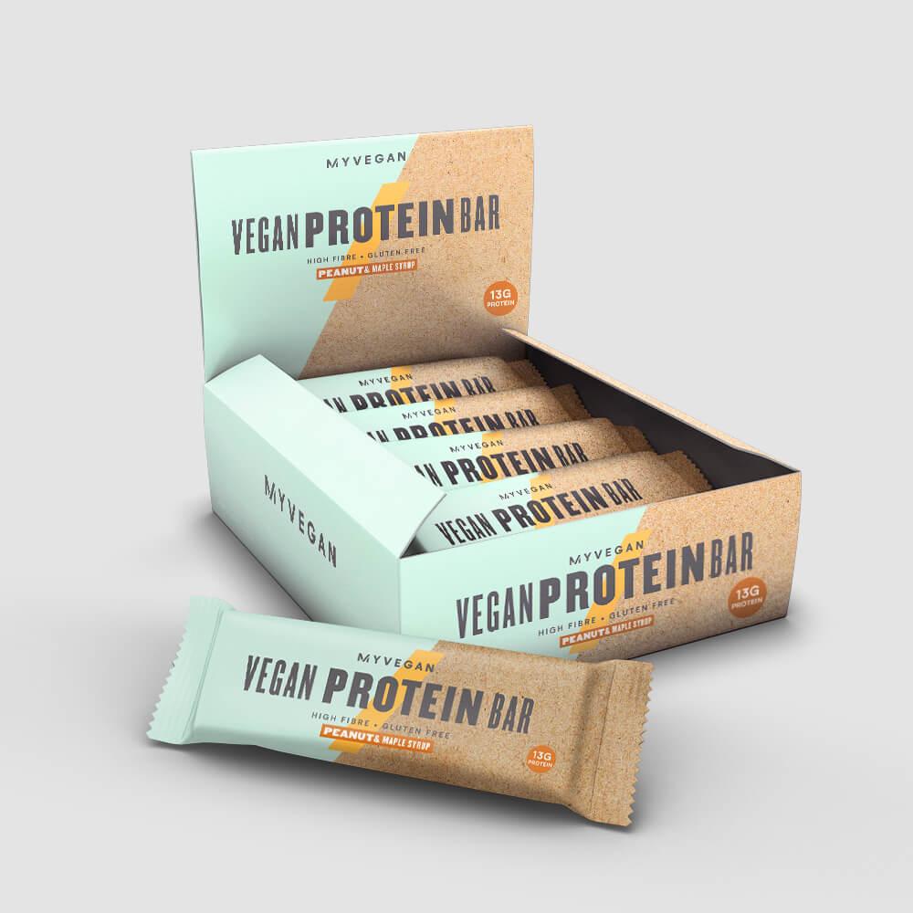 Migliore barretta proteica vegana