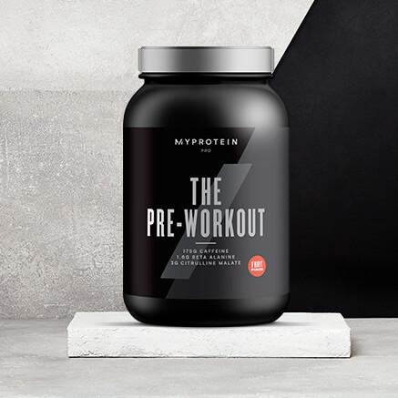 Aminoacidi e Pre-workouts