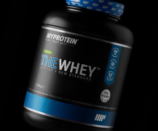 <strong>新登場|THE WHEY</strong>