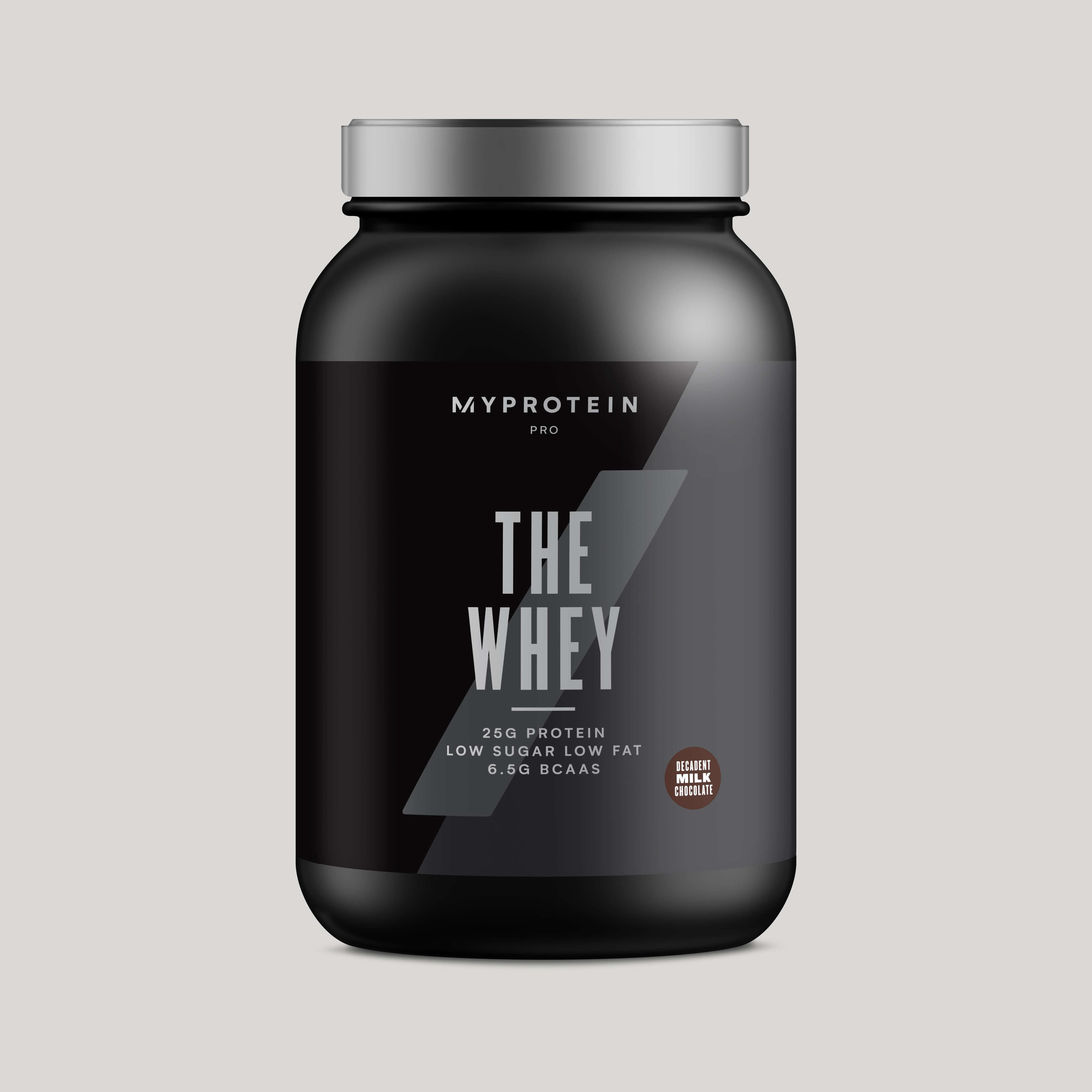 최고의 맛 웨이 프로틴