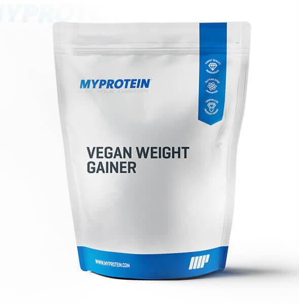 vegan weight gainer