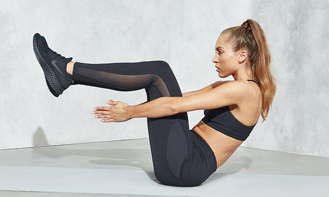 Numesti svorį ir padailinti kūno linijas