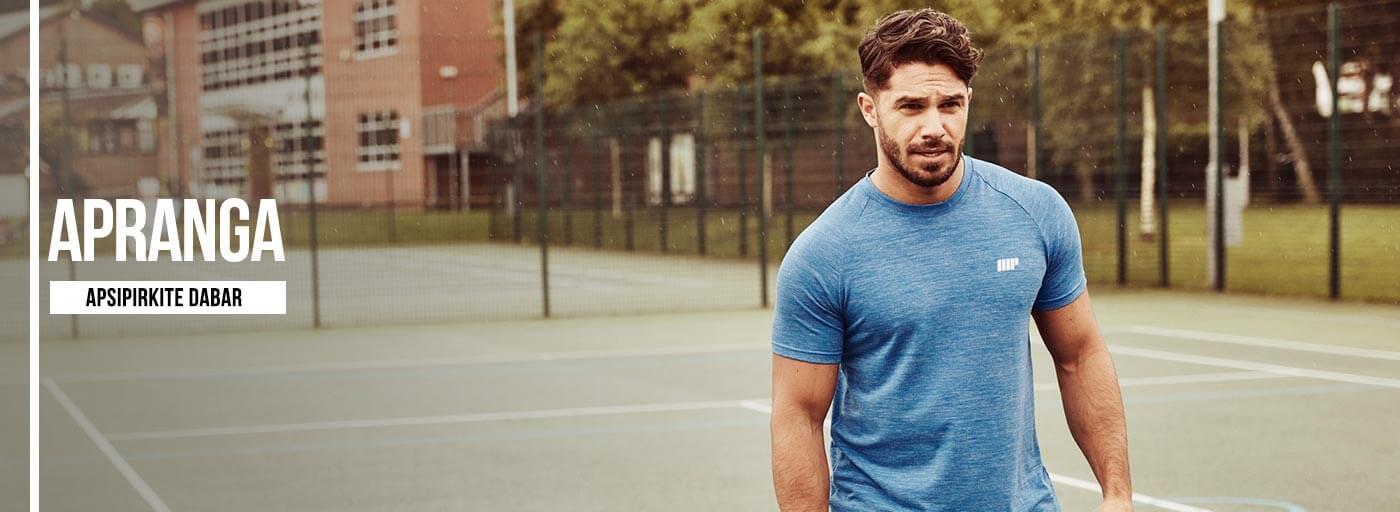 Sporto modeliai veikia lauke myprotein sporto veiklos drabužių