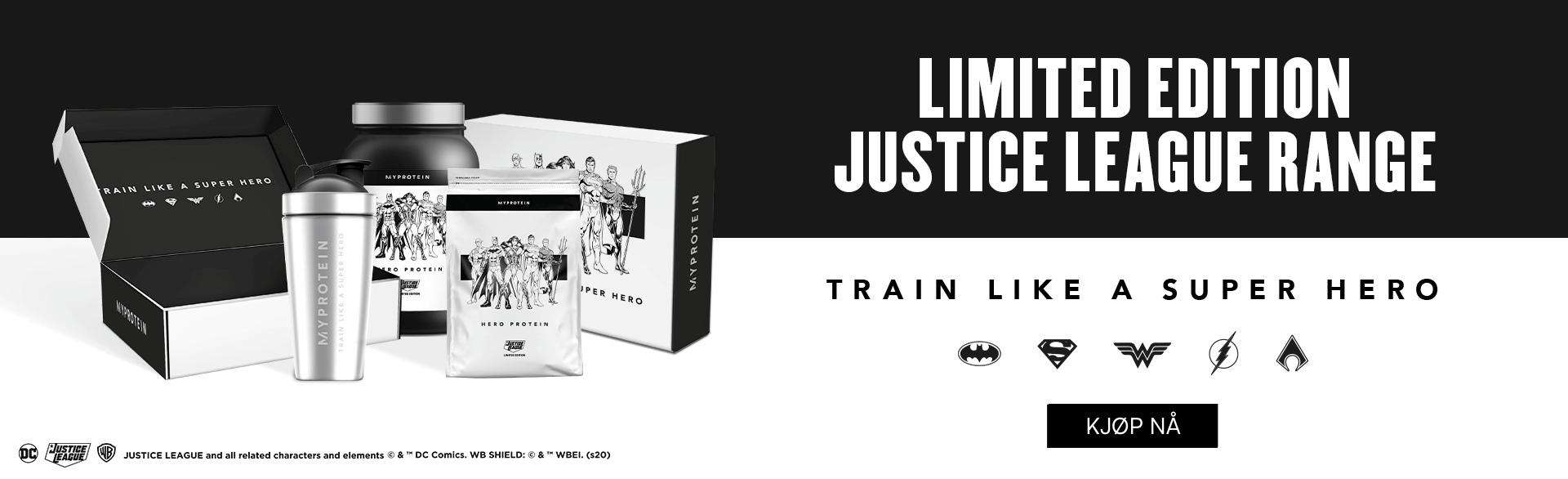 Train Like a Super Hero