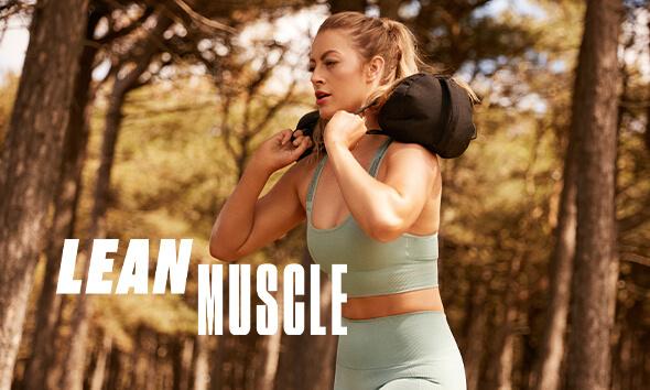 Lean muskelmasse