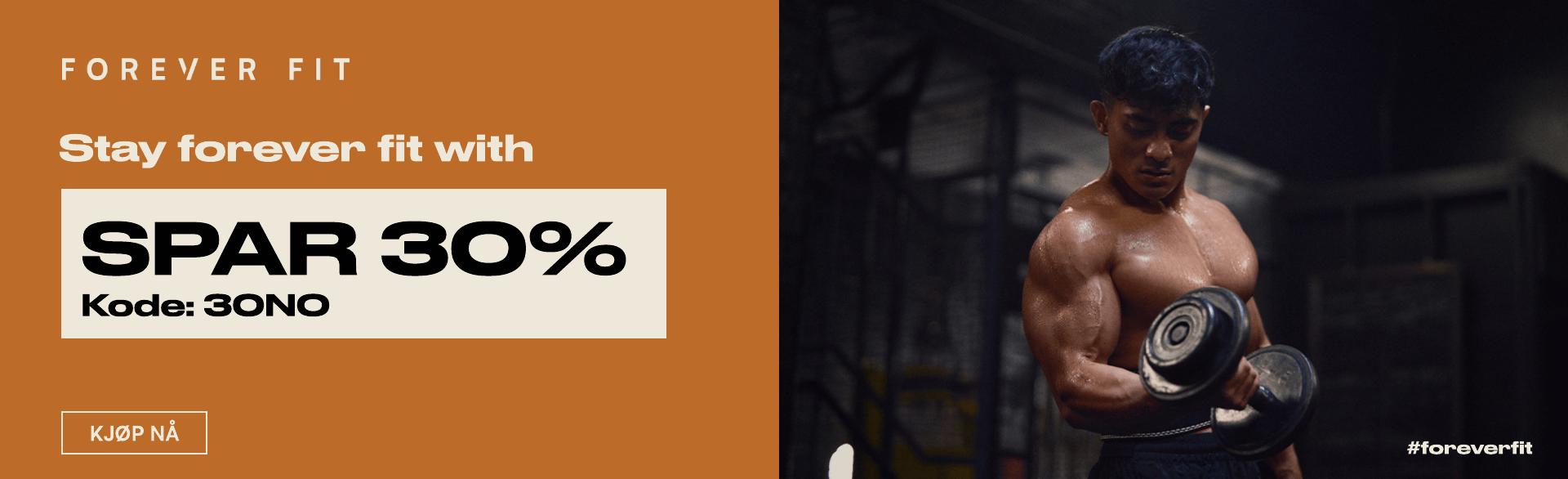 Spar 30% på alt