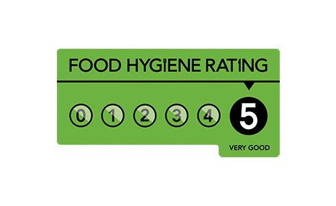 næringsmiddelhygiene ranking 5 for veldig god