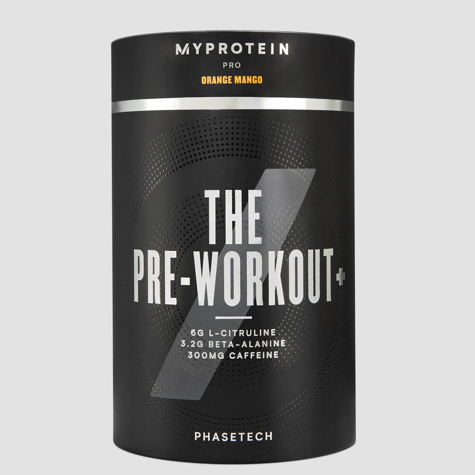 Beste premium pre-workout