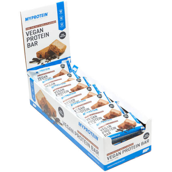 Vegan Protein Bar - best vegan protein bar