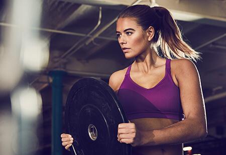 Buduj mięśnie