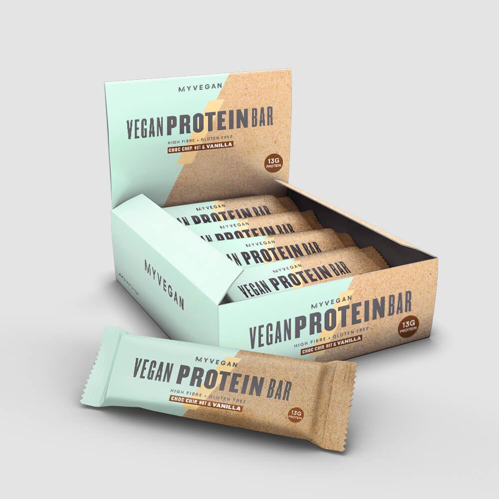 Barra de Proteína Vegan