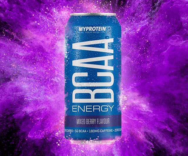 NOVO BCAA ENERGY   NOVIDADES