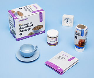 Pequeno Almoço Gama Feminina Myprotein